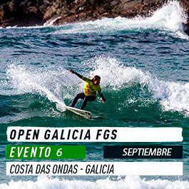 OPEN GALICIA SURF