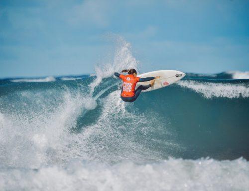 Ariane Ochoa nueva campeona de la Liga Iberdrola Fesurfing