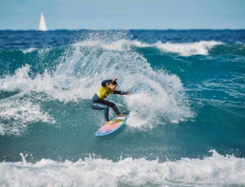 Ilusión, esfuerzo y resultados; presente y futuro de Ariane Ochoa tras conquistar la Liga Iberdrola Fesurfing