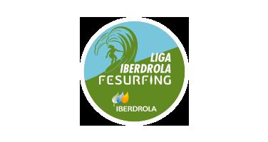 LIGA IBERDROLA FESURFING Logo