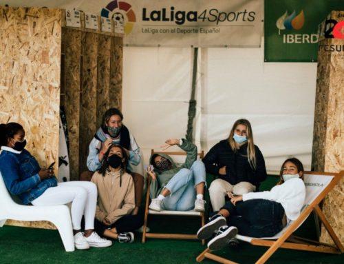 Regresa el circuito nacional femenino La Liga Iberdrola Fesurfing