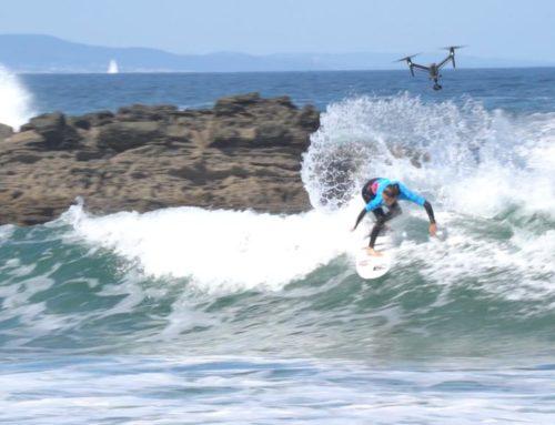 Lucía Machado se lleva la tercera prueba de la Liga Iberdrola Fesurfing
